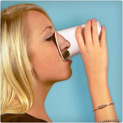 Nose Paper Cups