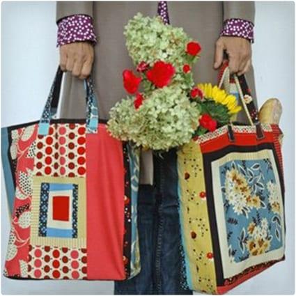 Promenade Market Bag