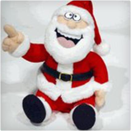 Pull My Finger Farting Santa