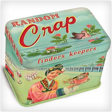 Random Crap Treasure Box