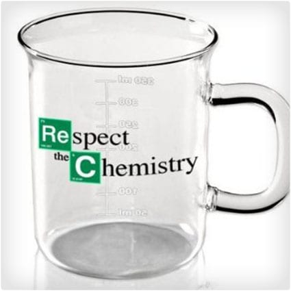 Respect the Chemistry Mug