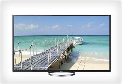 Sony 55-Inch 4K Ultra HDTV