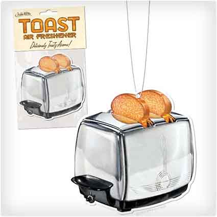Toast Air Freshener