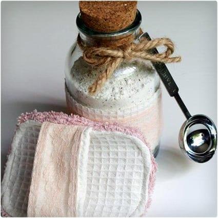 Tropical Bath Tea Soak in a Jar