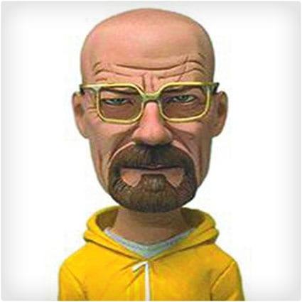 Walter White Bobble Head