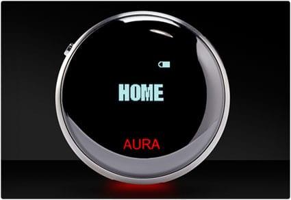aura breathalyzer