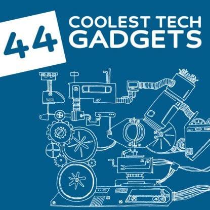 44 Coolest Tech Gadgets of 2014