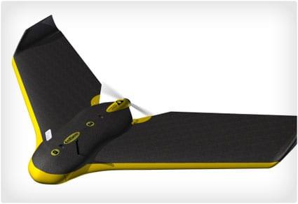 cool sensefly drone gadget