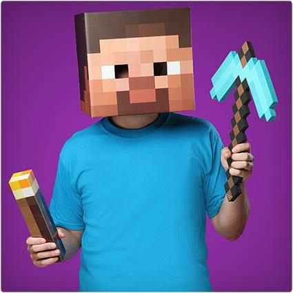 Minecraft Steve Bundle