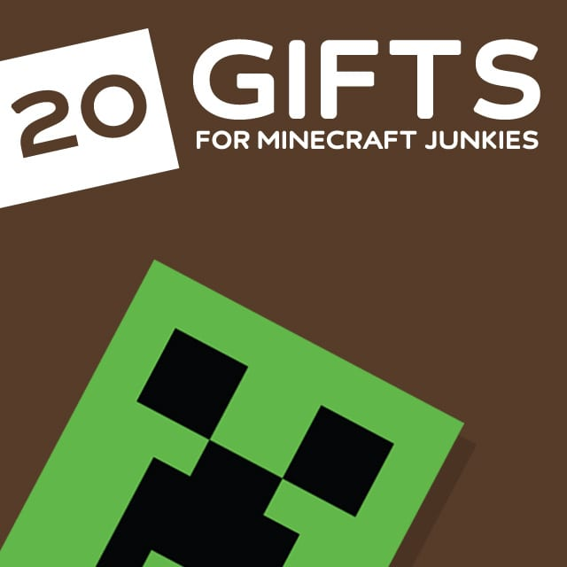 20 Awesome Gifts For Minecraft Junkies