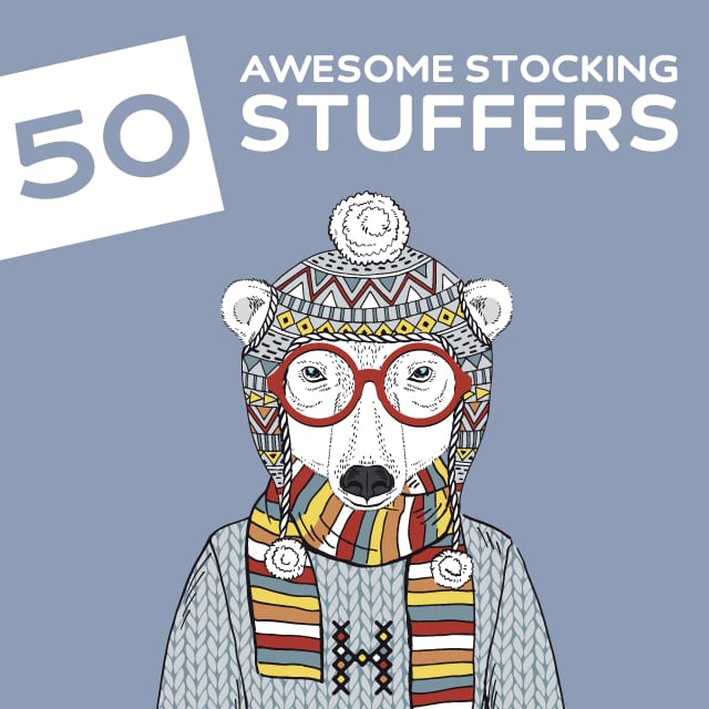 50 awesome stocking stuffers that don 39 t suck Unique stocking stuffers adults