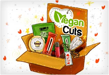 vegan cuts snack box