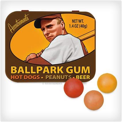 Ballpark Flavored Gumballs