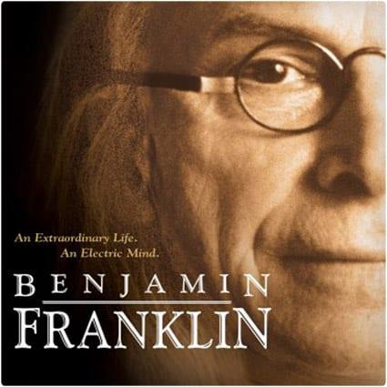 Benjamin Franklin DVD