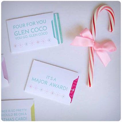 Diy Funny Gift Card Sleeves
