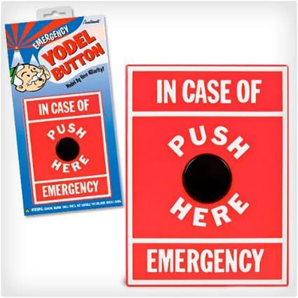 Emergency Yodel Button