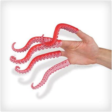 Finger Tentacles