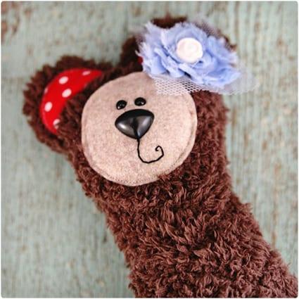 Gift Card Bear