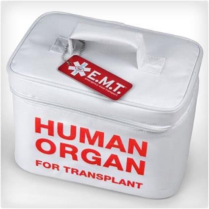 Human Organ Meal Transport