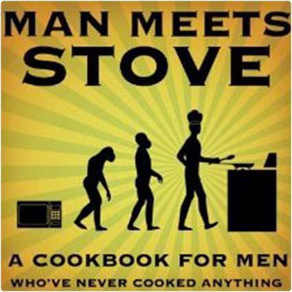 Man Meets Stove
