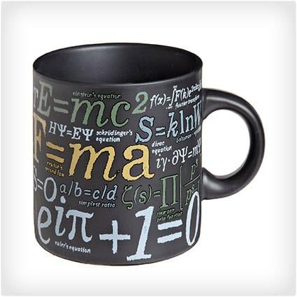 Mathematical Formulas Mug