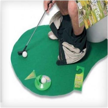 Potty Golfing