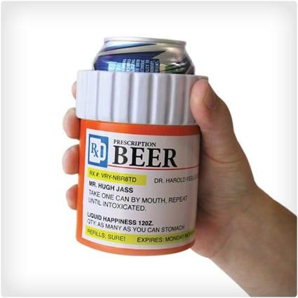 Prescription Beer Koozie