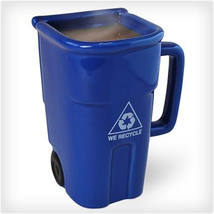 Recycling Bin Mug
