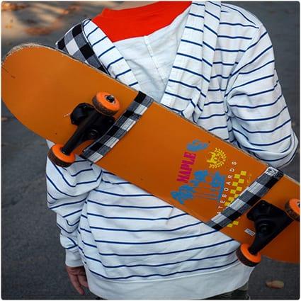 Skateboard Sling