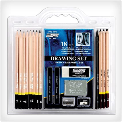 Sketch and Draw Pencil Set
