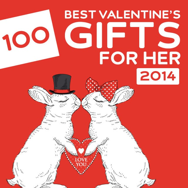 100 best valentine s day gifts for her of 2014 dodo burd for Great valentines ideas for her
