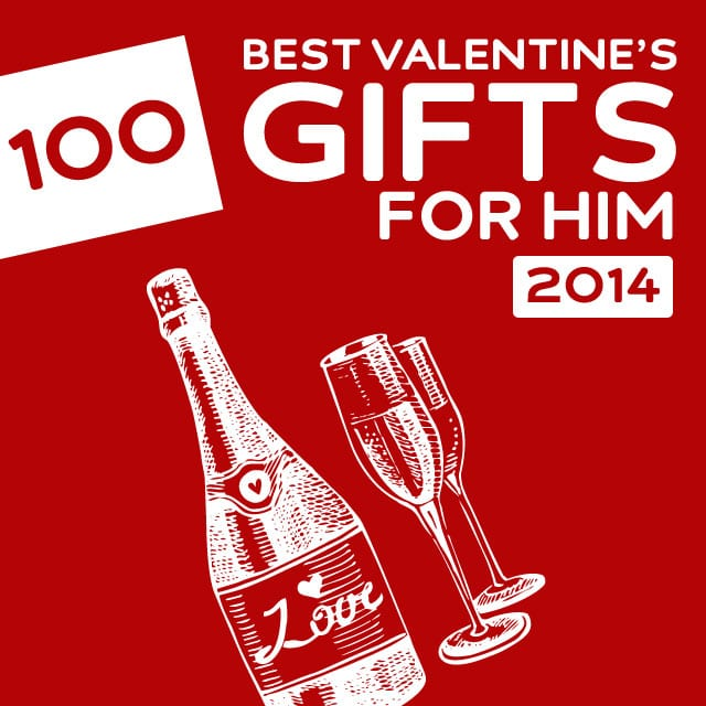 100 Best Valentine's Day Gifts for Him of 2014