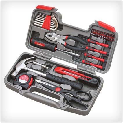39 Piece Tool Set