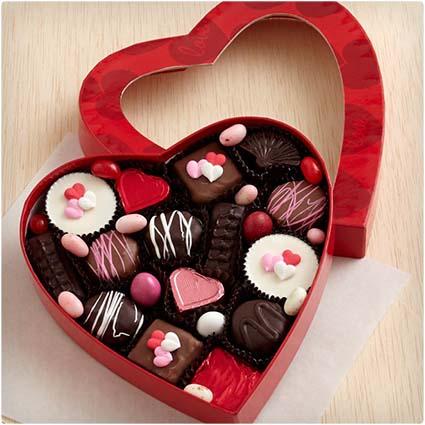 Classic Valentine's Chocolates