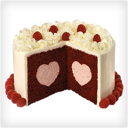 Sweetheart Filled Cake Pans