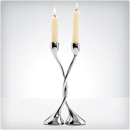 Twist Candlestick
