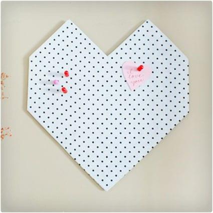 Valentine's Heart Bulletin Board