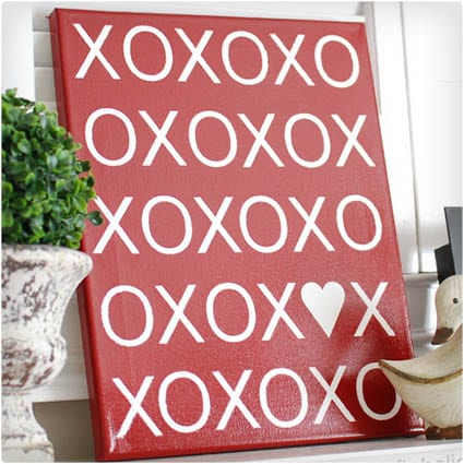 XOXO Canvas