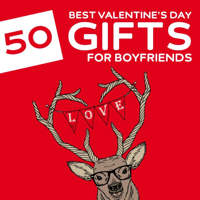 ... great list of unique Valentine's Day gift ideas for boyfriends