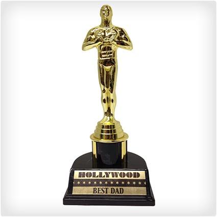 Best Dad Oscar