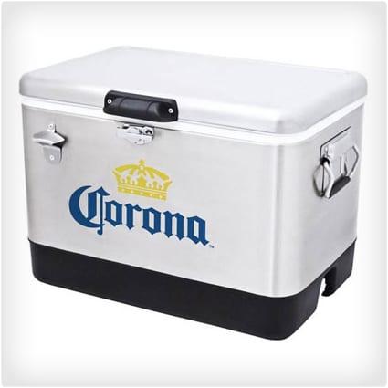 Corona Stainless Steel Cooler
