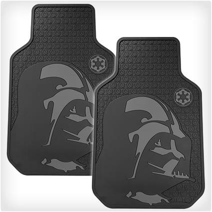 Darth Vader Floor Mats