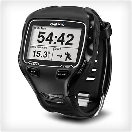 GPS-Enabled Sport Watch