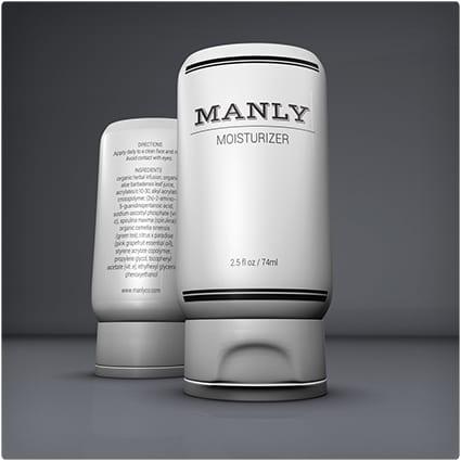 Manly Moisturizer
