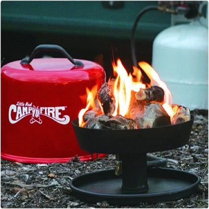 Propane Camp Fire