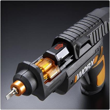 Semi-Automatic Power Screw Driver