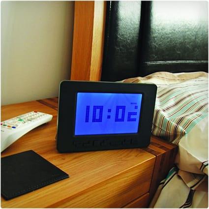 Tetris Alarm Clock