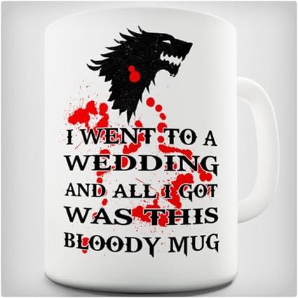 Dire Wolf Coffee Mug