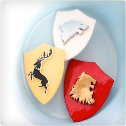 Game of Thrones Sigil Badges