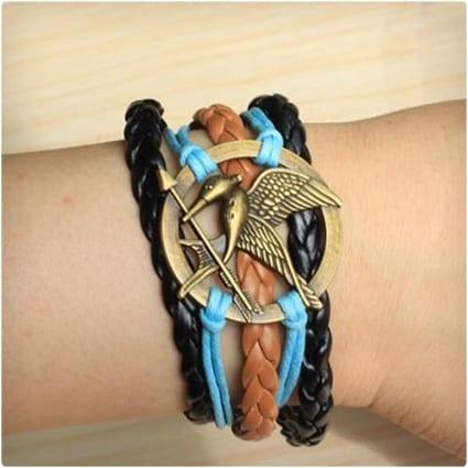 Hand-woven Leather Vintage Bracelet